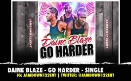 Go Harder - Daine Blaze