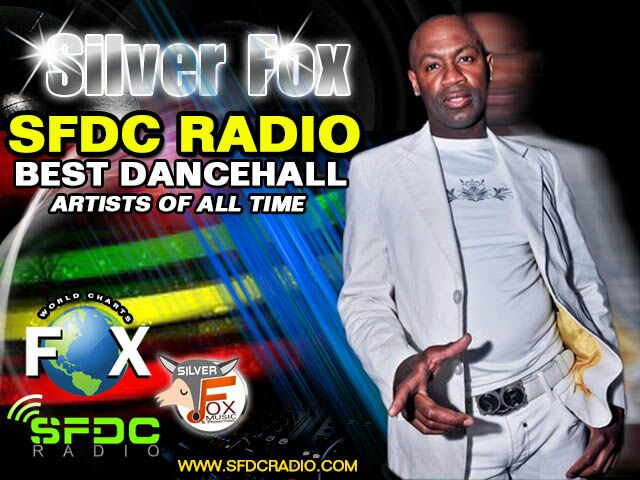 SFDC Radio Best Dancehall Artists of All Time 1