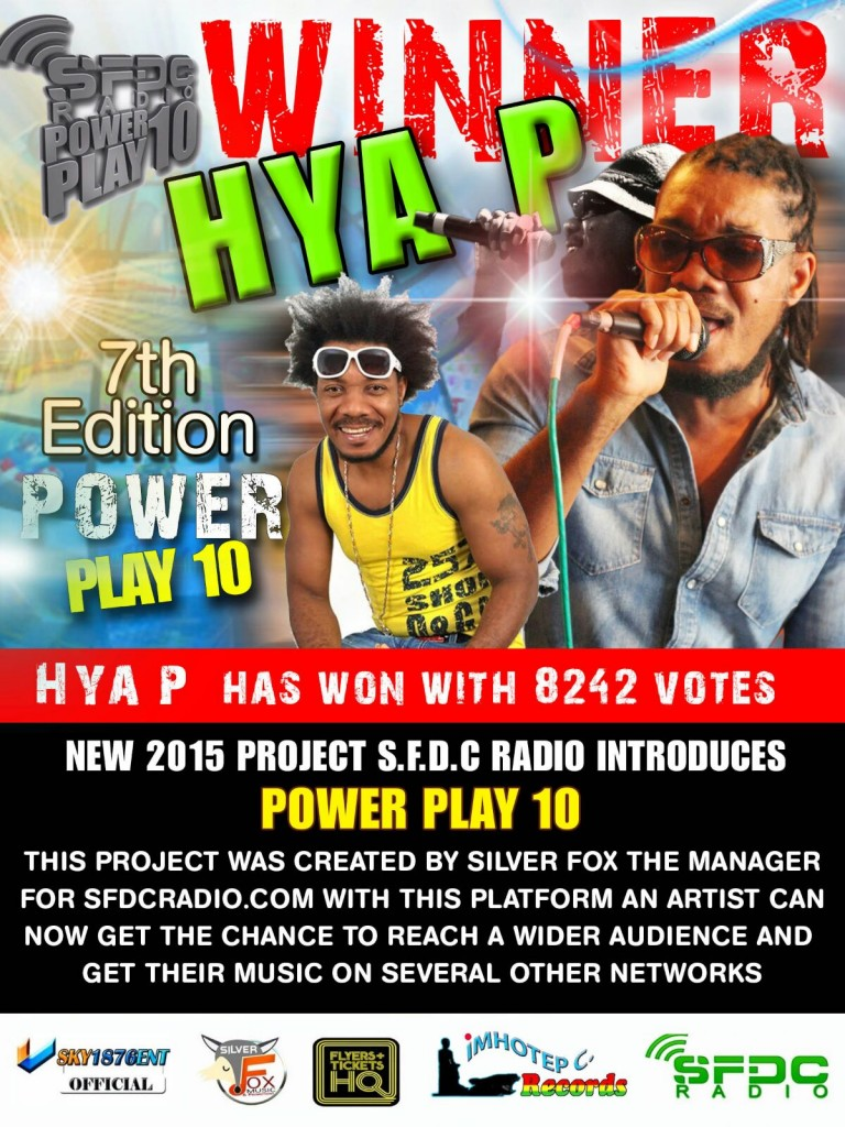 HYA P WINNER OF 7TH EDITION